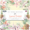 The Paper Boutique -  Tropical Dreams 5x5 Sentiments Pad - PB1193