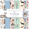 The Paper Boutique - It's a Dog's Life - 8 x 8 Paper Pad