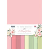 The Paper Boutique - A Bouquet of Sunshine - Colour Card Collection