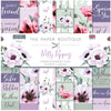 The Paper Boutique - Pretty Poppies - 8x8 Embellishments Pad