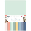 The Paper Boutique - It's a Cat's Life - Colour Card Collection