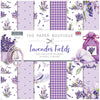 The Paper Boutique - Lavender Fields - 8 x 8 Paper Pad