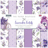 The Paper Boutique - Lavender Fields - 6 x 6 Paper Pad
