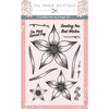 The Paper Boutique - Flower Fun - A6 Stamp Set