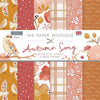 The Paper Boutique - Autumn Song - 8 x 8 Paper Pad