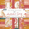 The Paper Boutique - Autumn Song - 8x8 Embellishments Pad