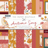 The Paper Boutique - Autumn Song - 12x12 Card Making Pad
