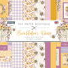 The Paper Boutique - Bumblebees Dance - 12x12 Card Making Pad