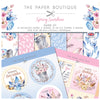 The Paper Boutique - Spring Sunshine - Paper Kit