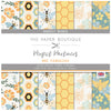 The Paper Boutique -  Perfect Partners 8x8 Paper Pad - Bee Fabulous Pads - PB1567