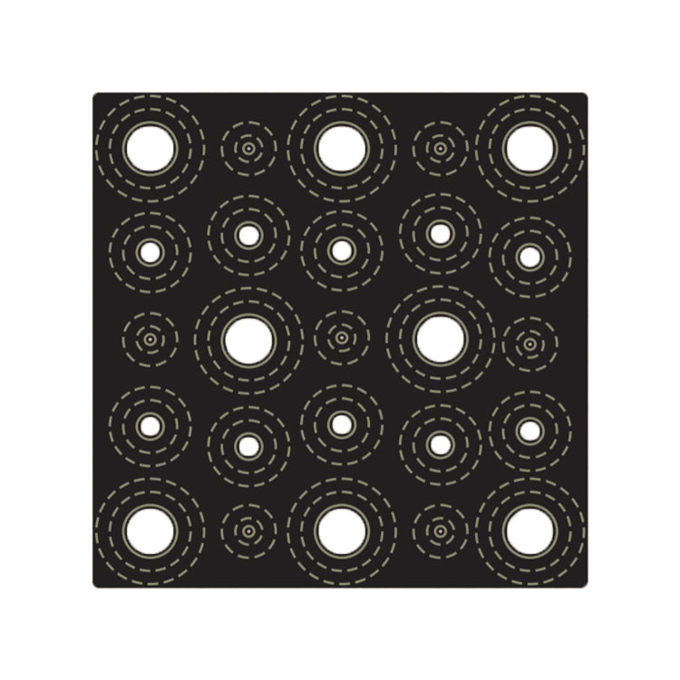 John Next Door - Presscut Multi Layer Die - Circles Layer C