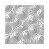 Presscut 3D Embossing Folder - Spiral Flower