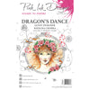 Pink Ink Designs Stamp -  Dragon's Dance