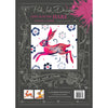 Pink Ink Layered Stencils - Hare - PINKST002