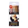 Sakura Koi Colour Brush - Set of 6 - Portrait