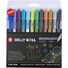 Sakura Gelly Roll Moonlight - 12 Pack Rollerball Pens