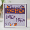 Paper Cuts Edger Die - Beer Happy - CEDPC1146