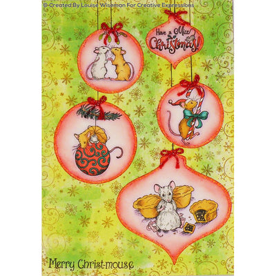 Pink Ink Designs - Merry Christ Mouse