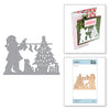 Spellbinders Dies - A Sweet Christmas - Sharyn Sowell - Hanging Stockings - S4-937