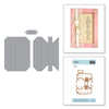 "Spellbinders Adjustable Shadowbox Frame with 3/4"" Border Die - S4-980"