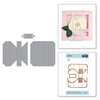 "Spellbinders Adjustable Shadowbox Frame with 1"" Border Die - S4-981"