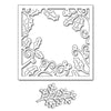 Penny Black Die - Holly Frame - 51-374