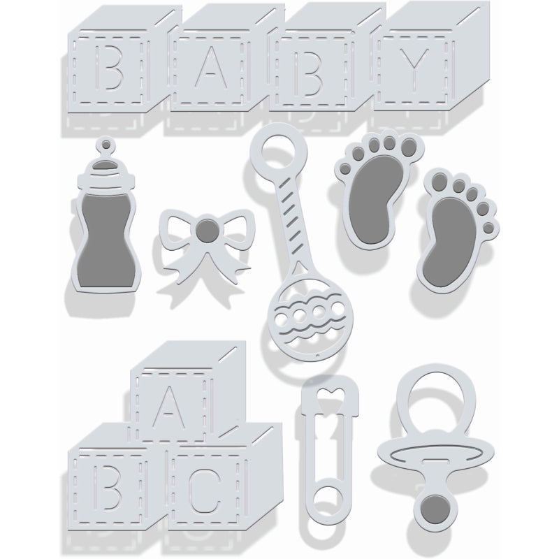 Sweet Dixie Dies - Baby Accessories - SDD355