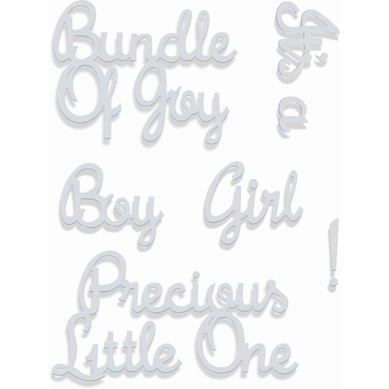 Sweet Dixie Dies - Bundle of Joy - SDD359