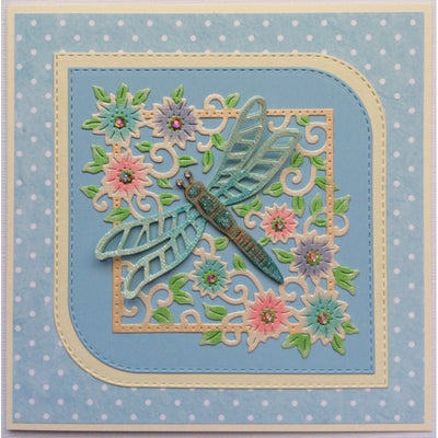 Sweet Dixie Die - Dragonfly Square - SDD376