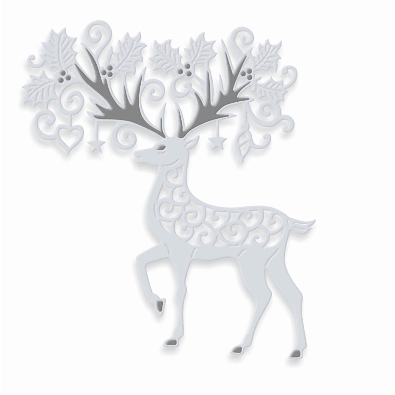 Sweet Dixie Dies - Ornate Reindeer - SDD442