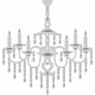 Sweet Dixie Dies - Sue Dix - Chandelier -  SDD451