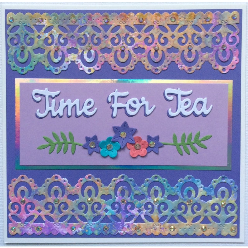Sweet Dixie Dies - Sue Dix - Time for Tea -  SDD453