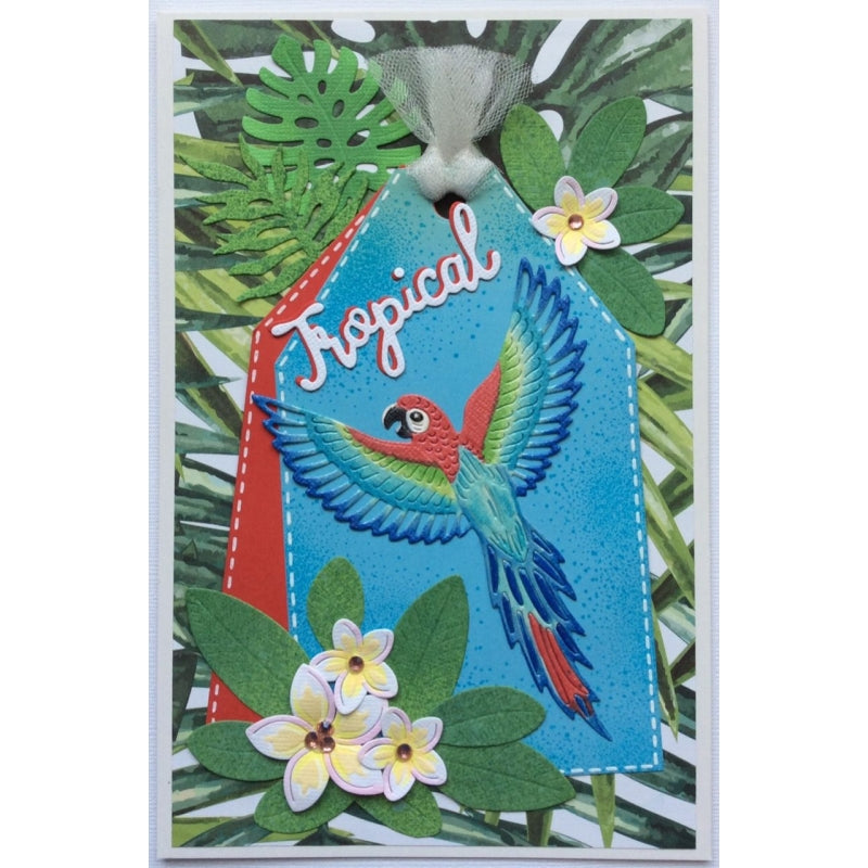 Sweet Dixie Dies - Sue Dix - Flying Parrot -  SDD458