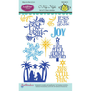 JustRite Stamps - O Holy Night - (SW-04615)