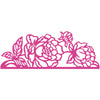 Sara Signature Collection by Crafters Companion - Garden of Love - Metal Die - Elegant Peony