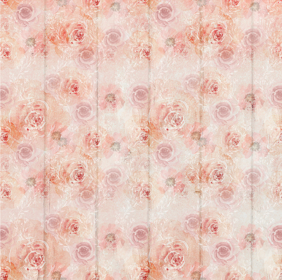 "Sara Signature Collection - Rose Garden - 12""x12"" Paper Pad"