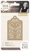 Sara Davies Signature Collection - Rustic Wedding - Metal Die - Mon Amour