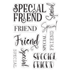 Crafters Companion Stamp - Special Friend