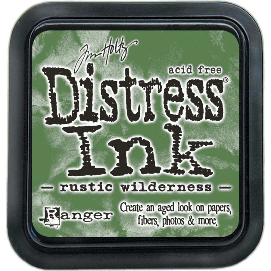 Tim Holtz Distress Ink Pads - Rustic Wilderness