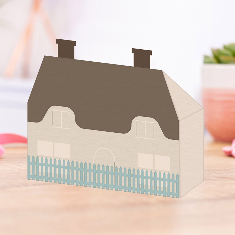 Crafters Companion - Template - Thatched Cottage