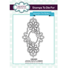 Sue Wilson Stamps To Die For - Jocelyn's Flower Stamp - UMS869
