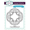 Sue Wilson Stamps To Die For - Lesley's Kaleidoscope Stamp - UMS871