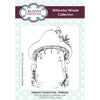 Willowby Woods Collection - Toadstool Towers A6 Pre Cut Rubber Stamp - UMS878