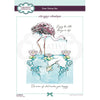 Creative Expressions Stamp - Designer Boutique Collection - Flamingo Oasis