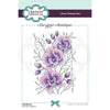 Creative Expressions Stamp - Designer Boutique Collection - Orchids In Bloom