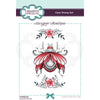 Creative Expressions Stamp - Designer Boutique Collection - Jewelled Beetle