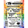 Visible Image Stamp - Destination Unknown