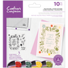 Crafters Companion - Photopolymer Stamp - Wild Blooms
