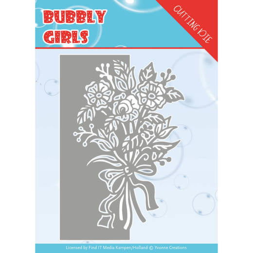 Yvonne Creations - Bubbly Girls Cutting Dies - Bouquet