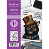 Crafter's Companion A6 Unmounted Rubber Stamp - Marmaduke
